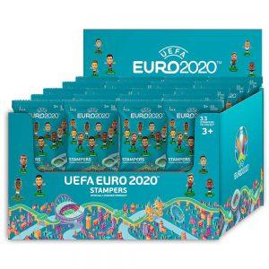 EURO 2020 stampers 1 pcs blind foilbag