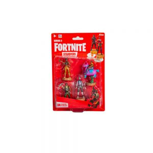 Fortnite stampers blister 4 pack (S2)