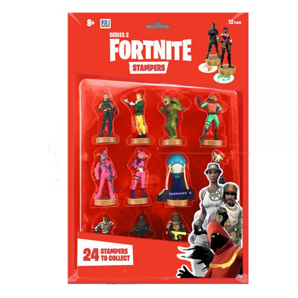 Fortnite stampers blister 12 pack (S2)