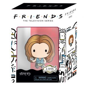 Friends Pencil Toppers 1 pk window box (S1)