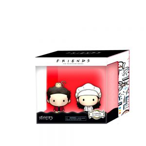 Friends Pencil Toppers 2pk window box (S1)