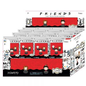 Friends stampers 1 pcs blind foilbag (S1)