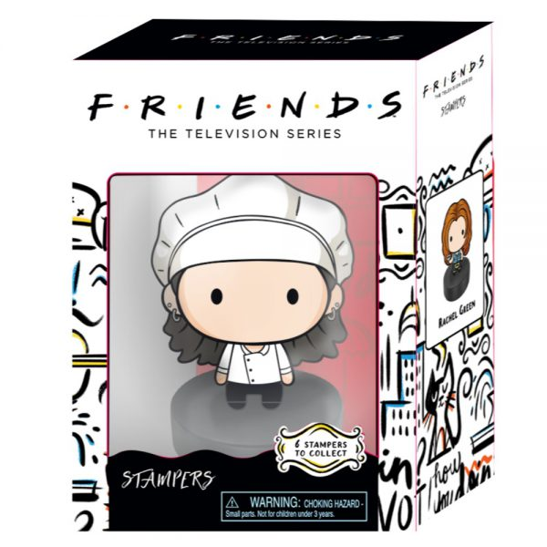 Friends stampers 1pk window box (S1)