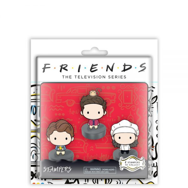 Friends stampers blister 3 (S1)