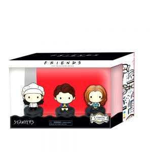 Friends stampers window box 3 pack (S1)