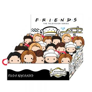 Friends Plush Key Chain