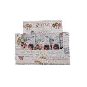 Harry Potter Pencil Toppers 1 pcs blind foilbag (S1)