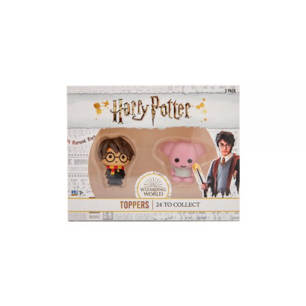 Harry Potter Pencil Toppers 2pk window box (S1)