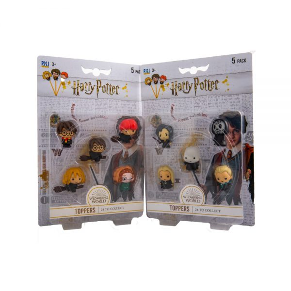 Harry Potter Pencil Toppers blister 5 (S1)