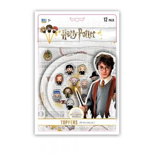 Harry Potter Pencil Toppers blister 12 (S1)