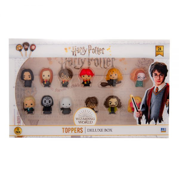 Harry Potter Pencil Toppers 12 pcs deluxe pack (S1)