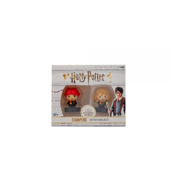 Harry Potter stampers 2pk window box (S1)