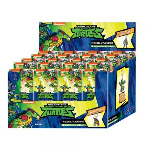Ninja Turtles 3D Key Chain