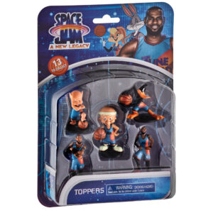 Space Jam Pencil Toppers