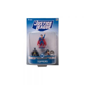 Justice League Pencil Toppers blister 3 (S1)