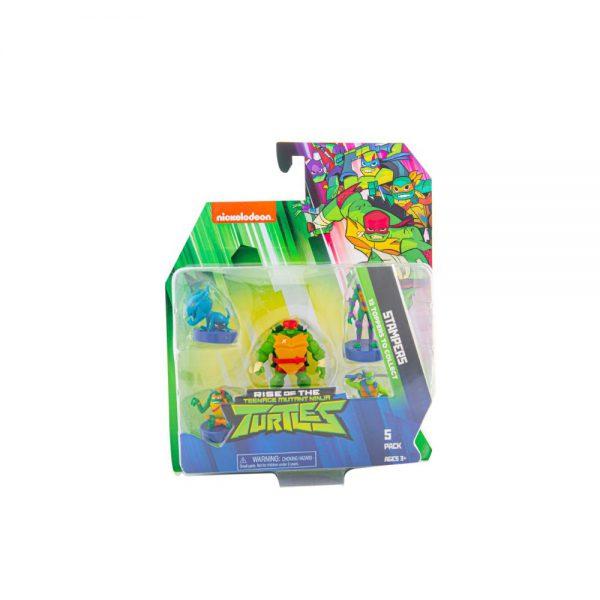 Ninja Turtles stampers blister 5 (S1)