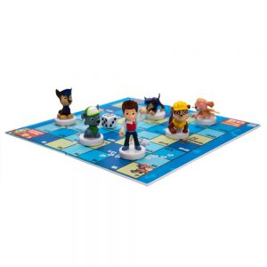 PAW Patrol games and stampers kit