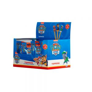 PAW PATROL PENCIL TOPPERS