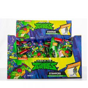 Ninja Turtles stampers 1 pcs blind foilbag (S1)