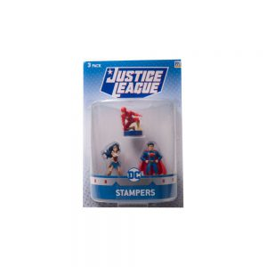 Justice League stampers blister 3 (S1)