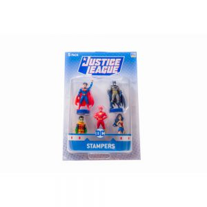 Justice League stampers blister 5 (S1)