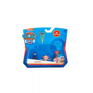 PAW Patrol PENCIL TOPPERS blister 3 (S1)