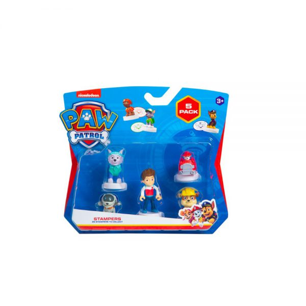 PAW Patrol stampers blister 5 (S1)