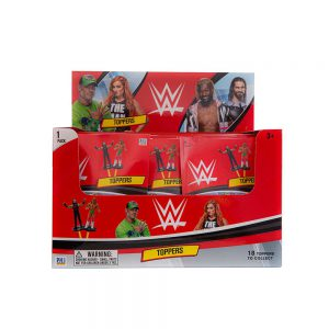 WWE Pencil Toppers 1 pcs blind foilbag (S1)