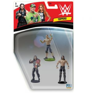WWE Pencil Toppers blister 3 (S1)