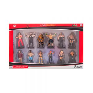WWE Pencil Toppers 12 pcs deluxe pack (S1)