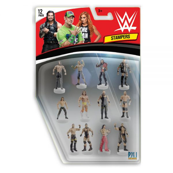 WWE stampers blister 12 (S1)