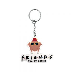 Friends 2D Key Chain