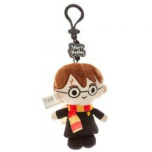 Harry Potter Plush Key Chain